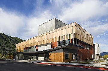 Center for the Arts, Jackson, Wyoming