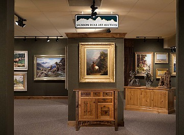Trailside Galleries, Jackson, Wyoming